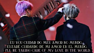 Yoonmin (Análise|Análisis|Analysis) I'll be taking care of my love in the world [PT/ESP/ENG]