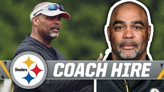 Teryl Austin is the New Senior Defensive Assistant | Pittsburgh Steelers