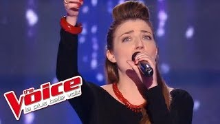 Ray Charles – Georgia On My Mind | Isa Koper | The Voice France 2016 | Blind Audition