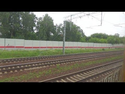 По новому 4 пути на ЭД4М-0322 от Никольского до Железнодорожного