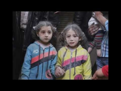 Syria's children: In the crossfire.