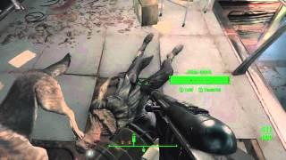 Fallout 4 Exploring Med-Tek Research Facility
