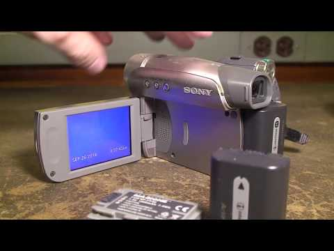 Sony DCR-HC28:  Overview And Test Footage
