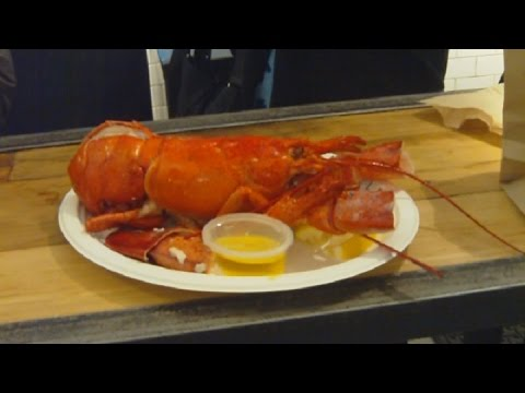 Lobster Place In Chelsea Market New York - A  Review