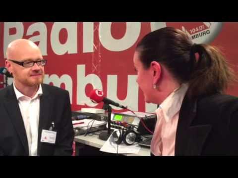 Radio Hamburg Wahlstudio: Rainer Hirsch im Interview