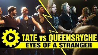 GEOFF TATE vs QUEENSRYCHE - Eyes of a Stranger [Live in Greece 2019]