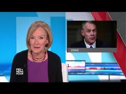 News Wrap: Sessions defends FBI after Trump criticism