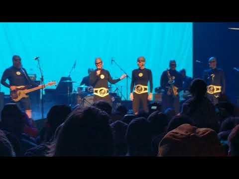 The Aquabats! Prince Adam Live 2018 The Fonda Theater LA