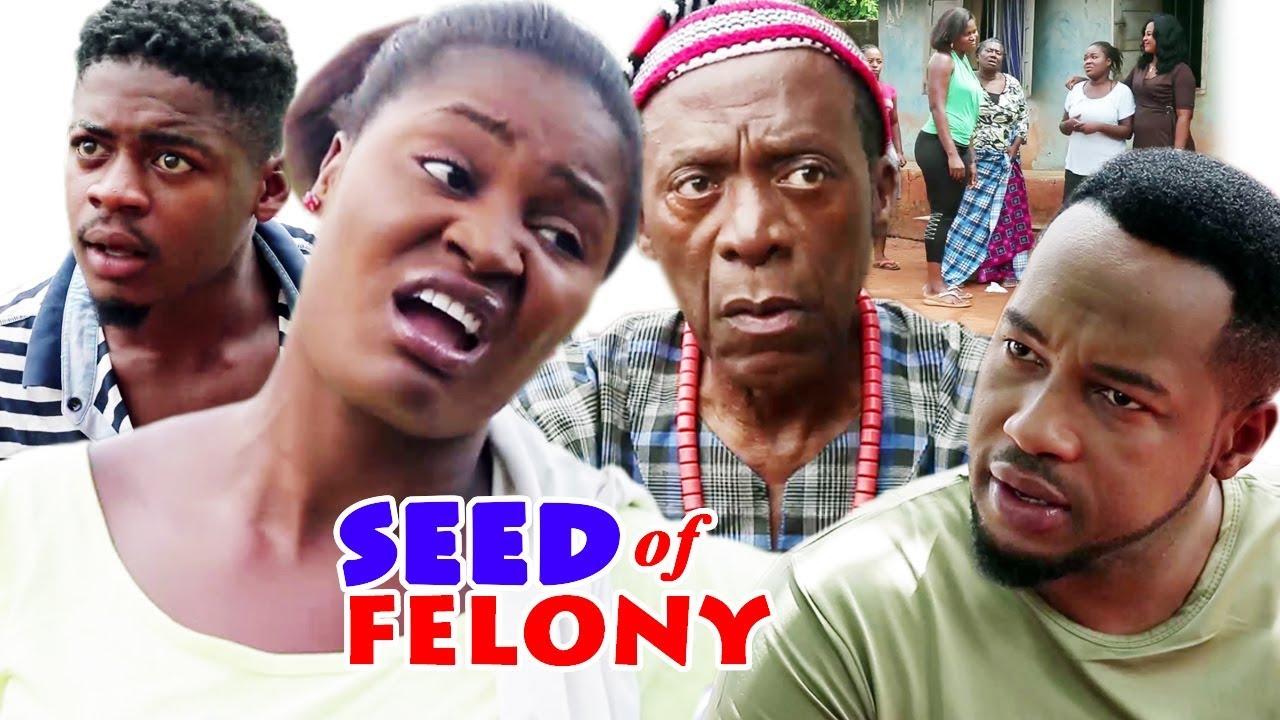Download Seed Of Felony Season 5&6 (Chizzy Alichi) - 2019 Latest Nigerian Movie FULL HD