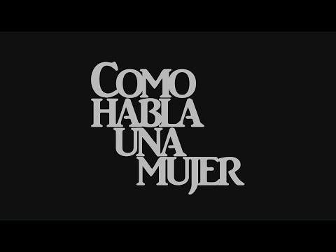Paula Cendejas - Como habla una mujer ft. C.Tangana (Lyric Video Oficial)