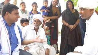 Gujarat farmers talking about nutrition in pearl millets
