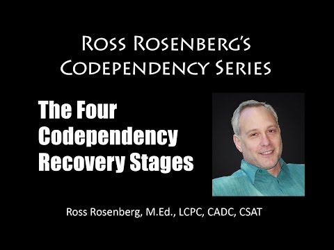 Codependency Recovery Stages. The Journey toward  Healing and Self Love.   Relationship Expert