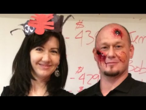 Halloween в Keller Williams // California 161
