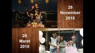 Romantic Birthday Video 2018 [Husni Liana Birthdays], video ulang tahun, video ultah, video romantis
