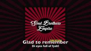 Soul Brothers Empire - Eye of the Rasta (lyric video)
