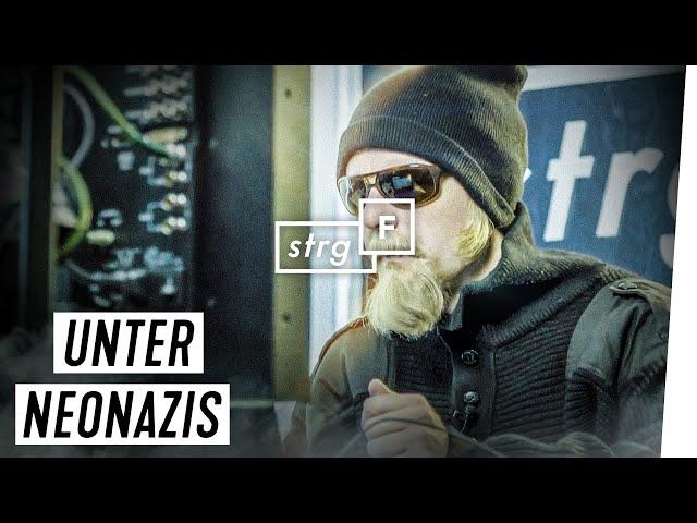 Undercover: Was passiert auf Nazi-Konzerten? | STRG_F