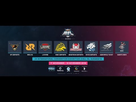 🔴 [LIVE MPL INDONESIA] RRQ VS Aero WOLF | GRAND FINALS | PLAY OFF DAY 1