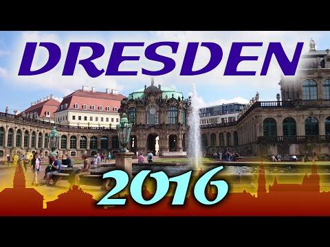 ◄STÄDTEREISEN 2016► DRESDEN - Reisebericht mit Sehenswürdigkeiten in der Stadt an der Elbe [HD 1080]