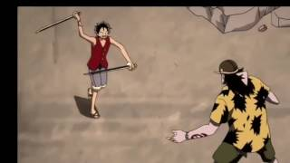 Team Luffy vs Along - My Demons