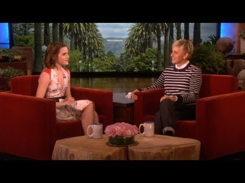 Thumbnail: Emma Watson on American vs. British Boys