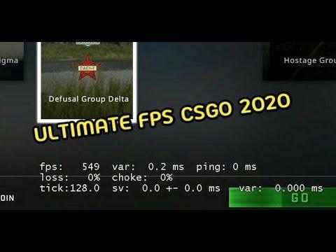 Best high fps launch option cs go 2020