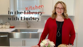 In the Kitchen with Lindsey - Ep. 9, Twice Baked Potatoes
