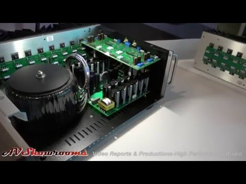 Pass Labs amplifiers, Wayne Colburn, look inside the amps