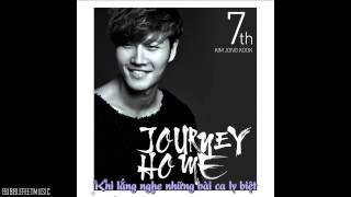 Cover images [Vietsub] KIM JONG KOOK - THINKING OF YOU (니가 생각나) [7TH ALBUM JOURNEY HOME]