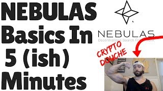 """Nebulas Token Explained in 5(ish) Minutes [The """"Google"""" of Block Chain]"""