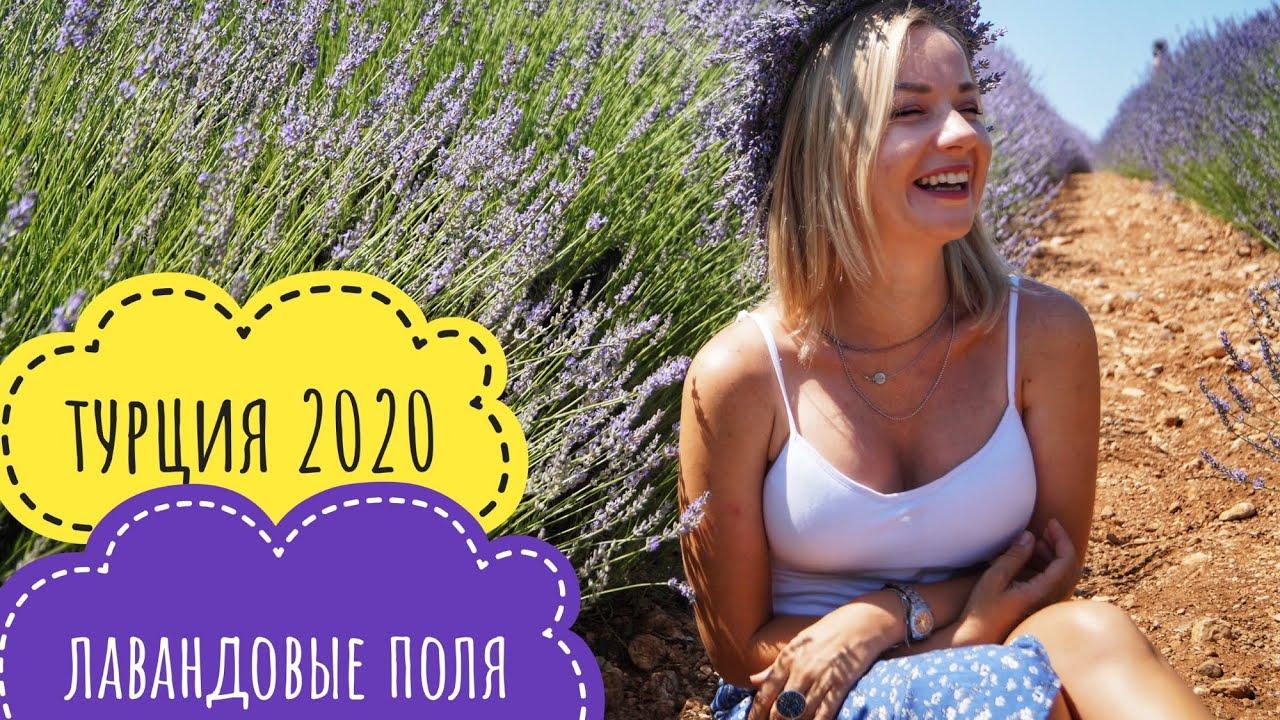 ЛАВАНДОВЫЕ ПОЛЯ как меня укусила пчела Турция 2020