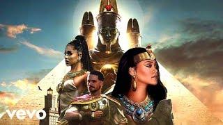 Rihanna, Ariana Grande - BBHMM (feat. G-Eazy) (Remix) [MASHUP]