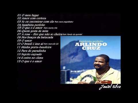 CRUZ DO BAIXAR PERFEITO ARLINDO CD SAMBISTA