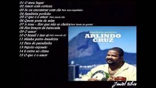 Arlindo Cruz Completo -  sambista perfeito {2007} -  Jamiel Silva