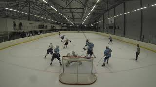 181110 Goalieview Blues B2 - Pelicans, erä 3, osa 2