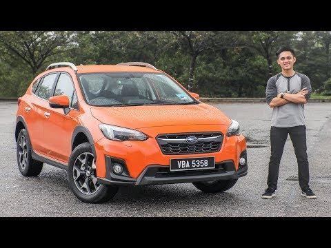 FIRST DRIVE: 2018 Subaru XV Malaysian review - RM119k-RM126k