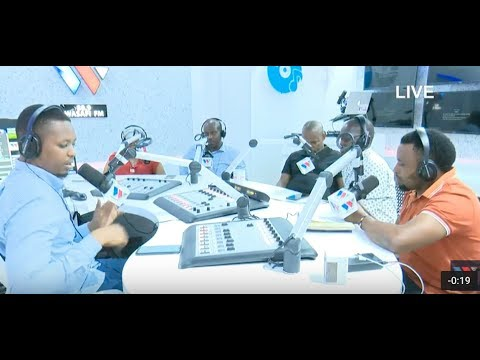 #LIVE : SPORTS ARENA NDANI YA 88.9 WASAFI FM - 26 NOV. 2019
