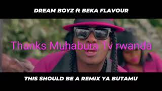 Dream Boyz ft Bake Flavour  Romeo - Juliet Remix
