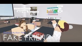 Roblox Movie - Fake Friends