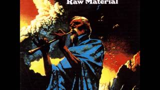 Raw Material - Time and Illusion (1970)