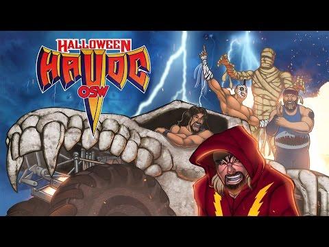 WCW Halloween Havoc 1995  OSW  46!