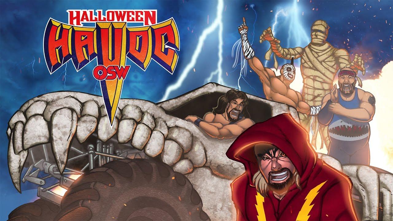 WCW Halloween Havoc 1995   OSW Review 46!