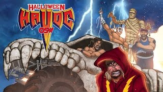 WCW Halloween Havoc 1995 - OSW Review 46!