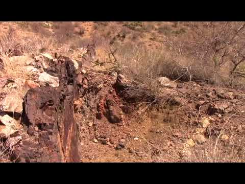 Mine  Report 2 Wickenburg - Many Lessons Learned