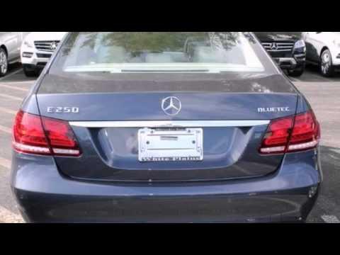 2014 Mercedes-Benz E-Class White Plains NY Hartsdale, NY #41153W