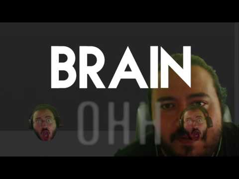 NOMA - Brain Power - LYRICS! [Jahrein Face Remix]