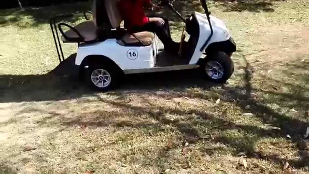 Drift Golf Cart