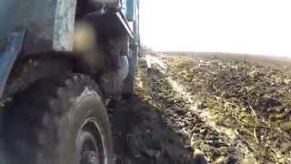 UAZ 452 4x4 in mud and woods (Uaz bekeleje) with Go bandit