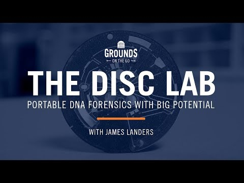 The Disc Lab: Portable DNA Forensics With Big Potential
