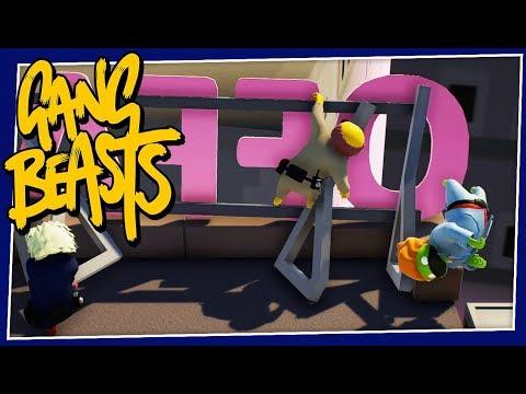 Gang Beasts - #198 - FINAL RELEASE!!