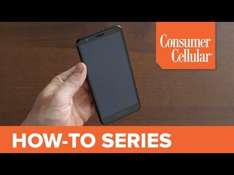 Motorola Moto E6: External Overview (1 of 16) | Consumer Cellular